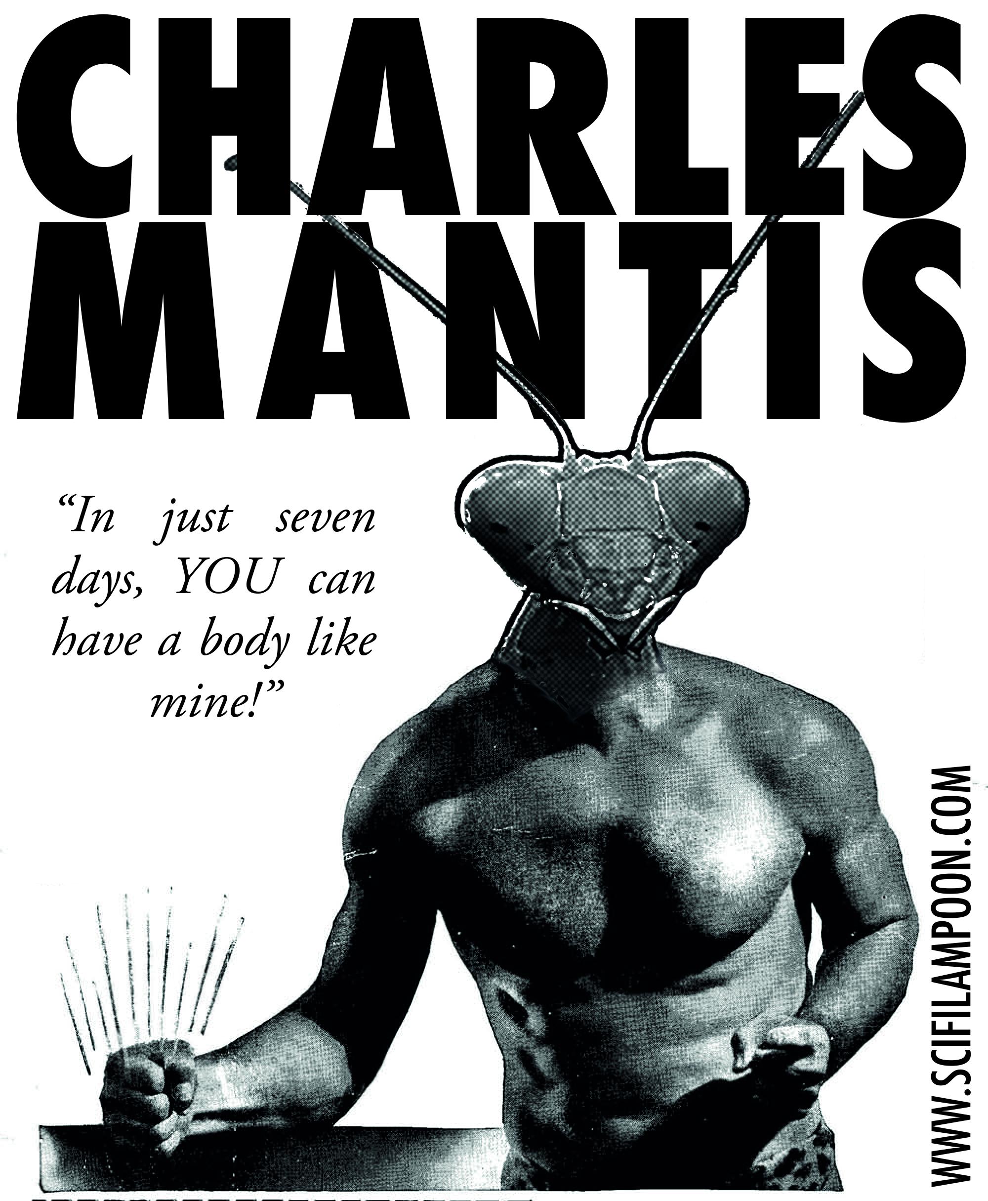 Charles Mantis!